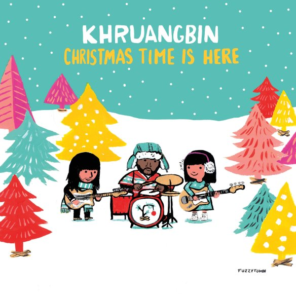 Vince Guaraldi Christmas.Khruangbin Release Cover Of Christmas Time Is Here By