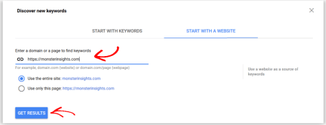 how to do a keyword research for beginners