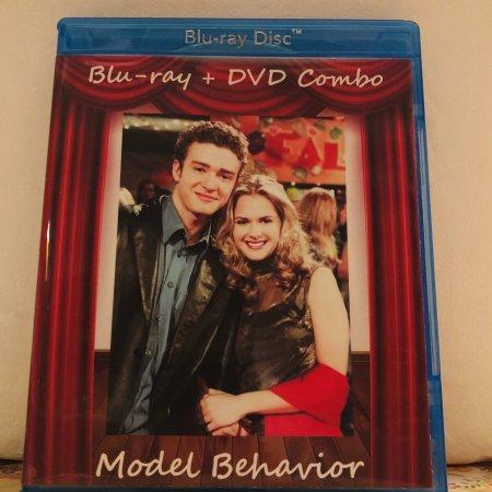 Disney's Model Behavior 2000 Blu-ray & DVD Combo