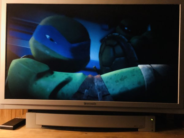 TMNT 2012 The Complete Series 5 Seasons with 124 Episodes, Special Plus Shorts on 9 Blu-ray Discs in 720p HD