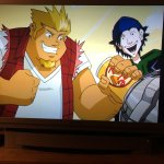Megas XLR The Complete Series 2 Season with 26 Episodes plus Pilot on 2 Blu-ray Discs in 720p HD