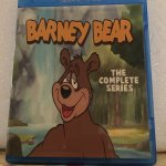 Barney Bear The Complete Series 26 Episode Set in 1080p HD