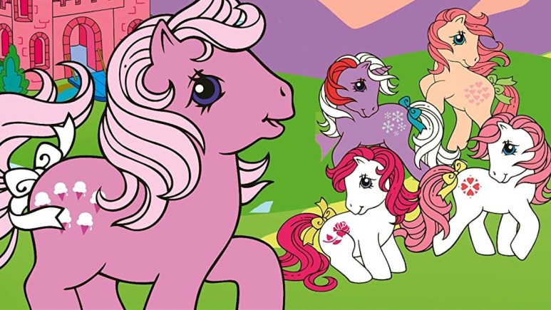 The cover of the My Little Pony Complete Series