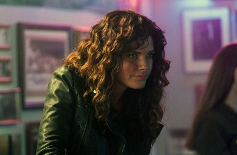 Angélica Celaya Dishes on Zed, 'Constantine' and What's To Come