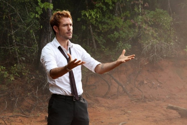 NBC's 'Constantine' Blessed Are Damned Preview, and Some Thoughts