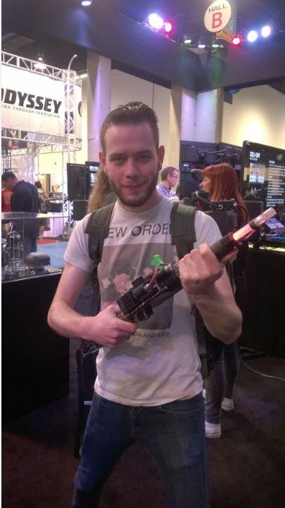 kieran gun