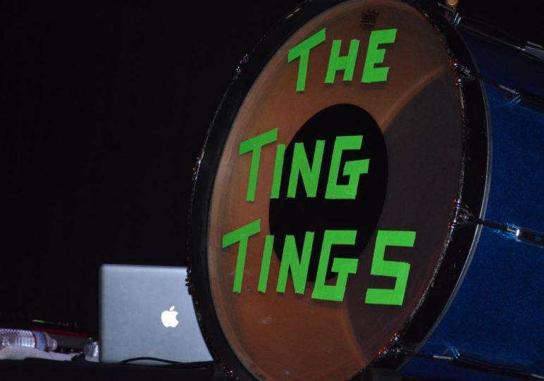 Review:  The Ting Tings At The Troubadour, Jan 26