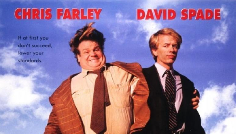 Movie poster for Tommy Boy
