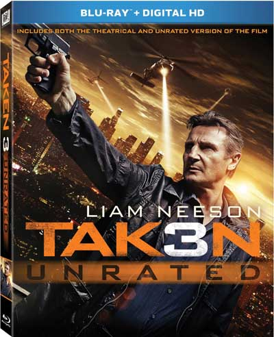 Taken 3 brings the action to Los Angeles and sees Neeson on the run.