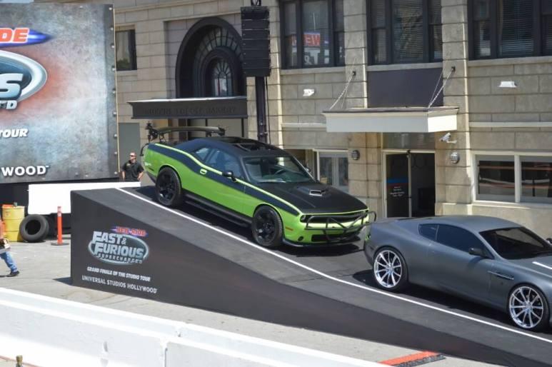 Cars at Universal Studios