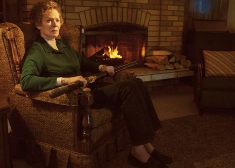 Jean Smart as the fearless Floyd Gerhardt in Season 2 of Fargo