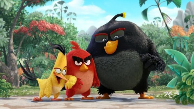 The movie is based on the popular game and features the voices of Peter Dinklage, Jason Sudekis, Josh Gad and Bill Hader