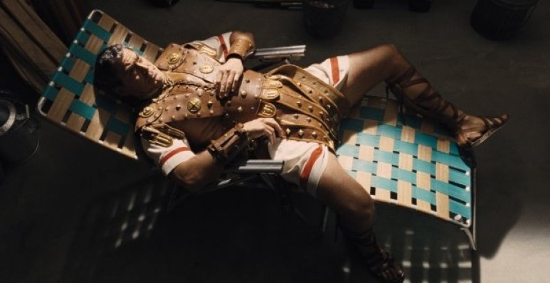 George Clooney seen in Hail Caesar