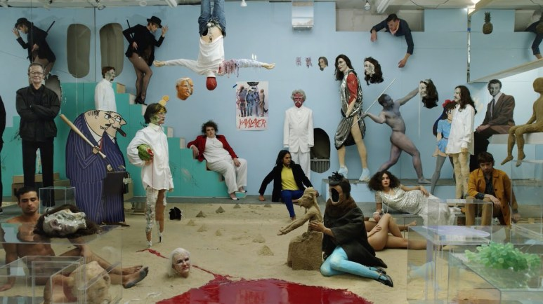 Yeasayer review
