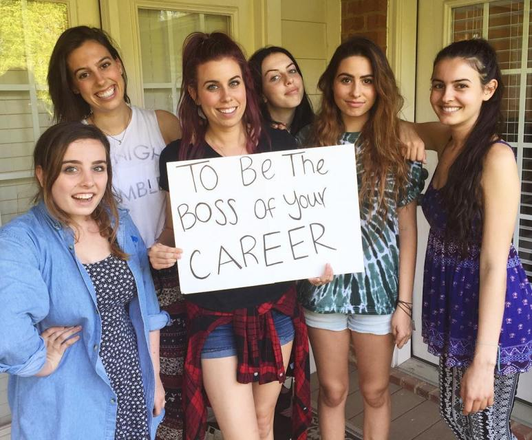 Cimorelli back #nevertoopretty campaign to empower girls and women