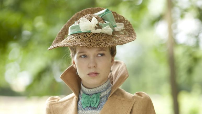 Benoît Jacquot interview: Rising star Léa Seydoux sparkles in Diary of a Chambermaid