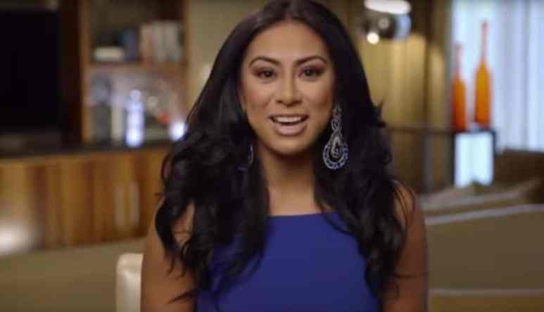 On Million Dollar Matchmaker Anna Lisa is looking for love, but is she looking in the right places?