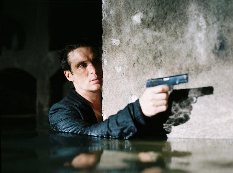 Cillian Murphy stars as parachutist Josef Gabcík in director Sean Ellis' ANTHROPOID