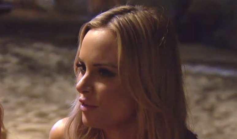 Amanda on Bachelor in Paradise