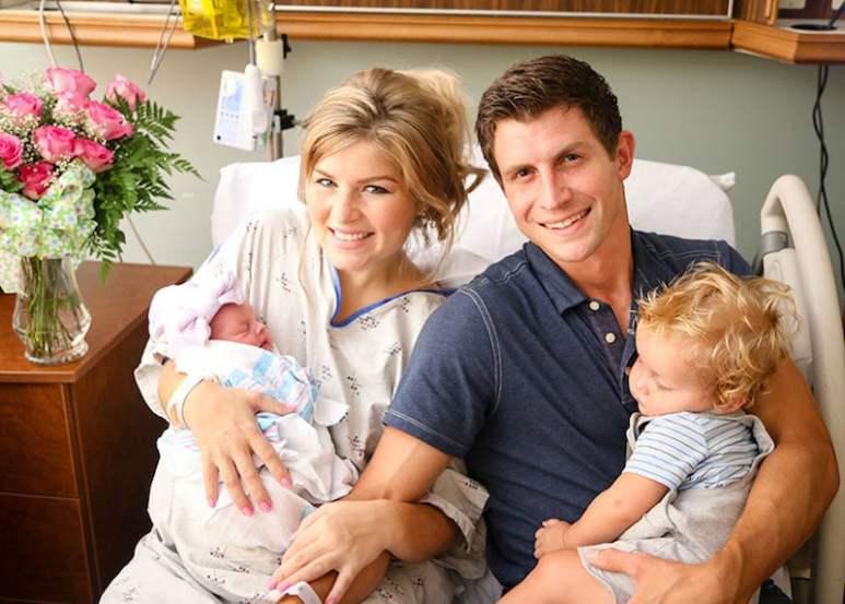 Bates family photo