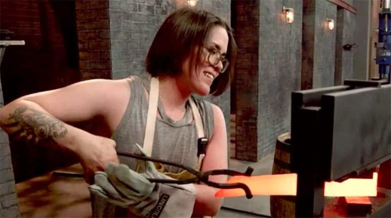 Fan favs are back in Forged in Fire
