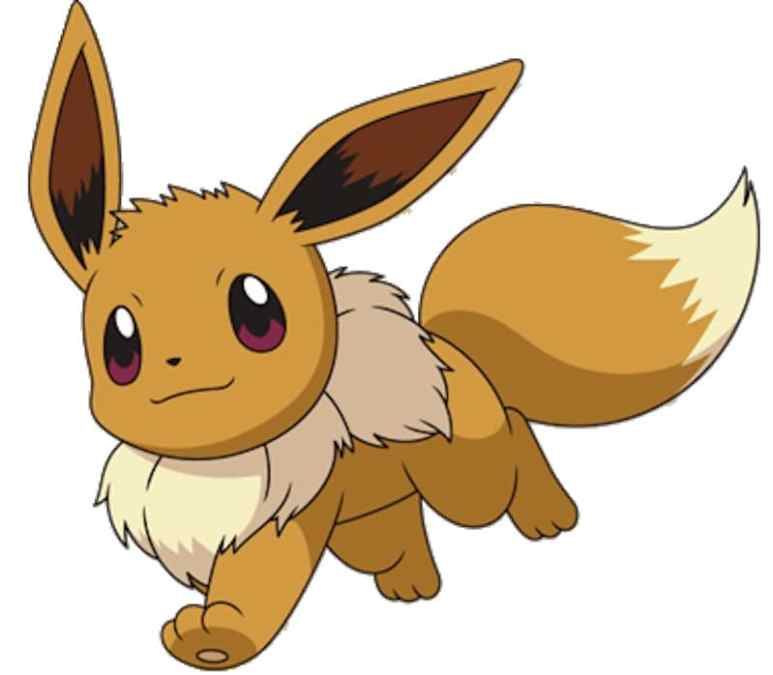 A picture of Eevee