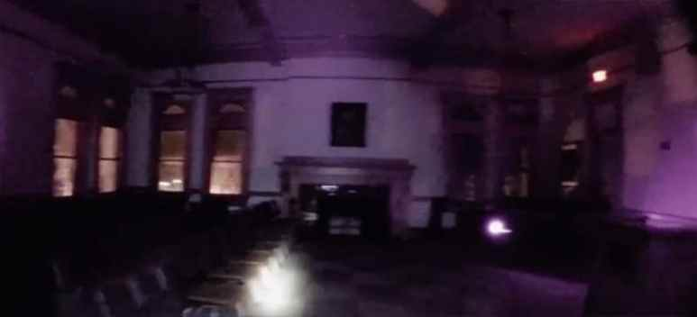 ghost Hunters Westerly Library in Westerly, Rhode Island