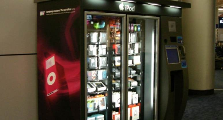 How are vending machines made