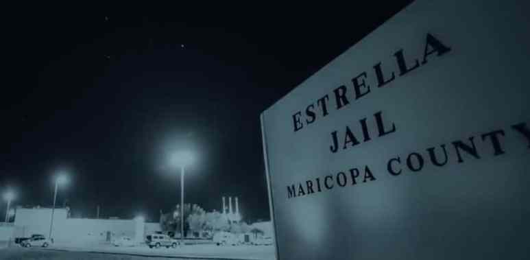 Paranormal Witness Estrella Jail