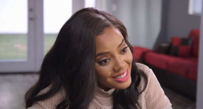 Angela Simmons on Growing Up Hip Hop