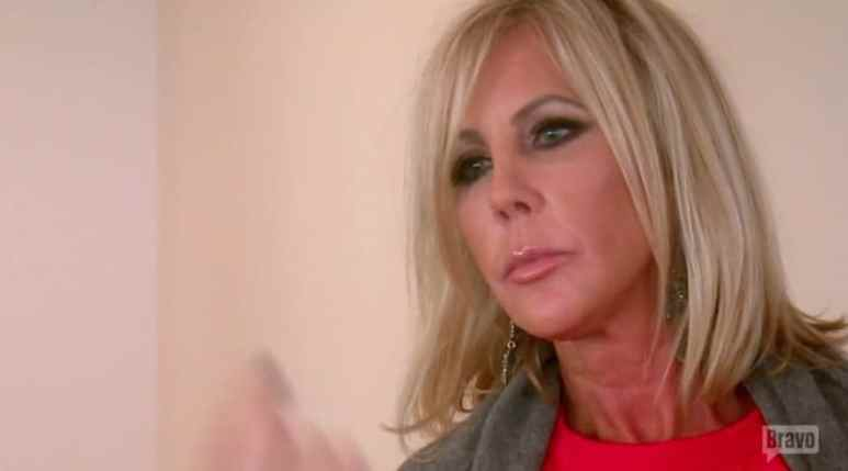 """Vicki gives Shannon the evils as she brands her the """"devil"""" on the RHOC season finale"""
