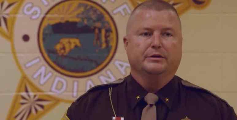 Sheriff Jamey Noe in 60 Days In