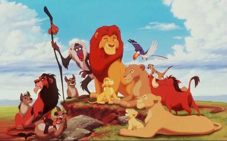 Simba and his friends (and enemies) made for an all-time classic