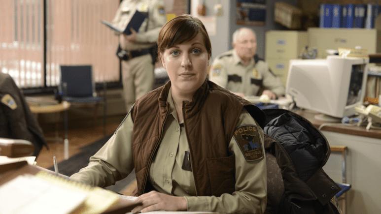 Allison Tolman on Fargo