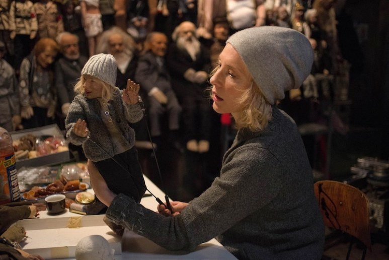 """Cate Blanchett wears many hats in the experimental """"art-house"""" feature film Manifesto"""