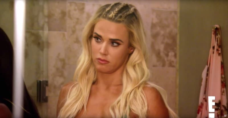 Lana Has The Jitters About Her Wedding To Rusev On Total Divas