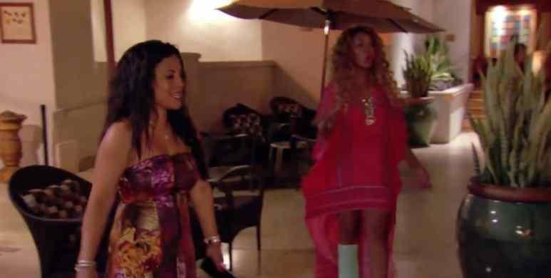 Mariah Huq and Lisa Nicole Cloud
