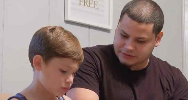 Isaac and Jo on Teen Mom 2