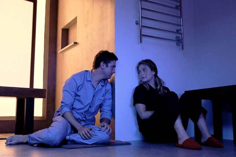 "LEGION – ""Chapter 3"" – Season 1, Episode 3 (Airs Wednesday, February 22, 10:00 pm/ep) – Pictured: (l-r) Dan Stevens as David Haller, Rachel Keller as Syd Barrett. CR: Michelle Faye/FX"