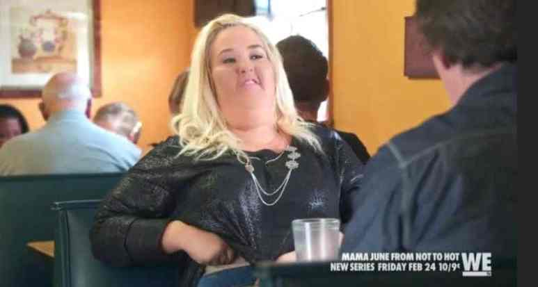 Mama June in Mama June: From Not to Hot