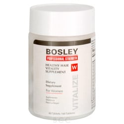 Bosley Professional Strength Vitamins for Women