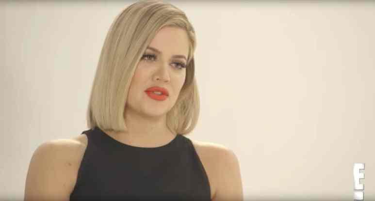 Khloe Kardashian talks about her divorce to Lamar Odom on this week's Revenge Body