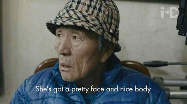 This older Korean man tells Grace she has ruined her chances for finding a husband and marrying