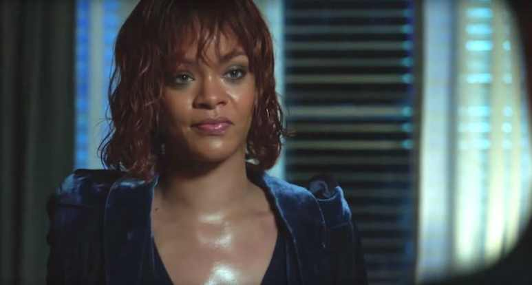 Rihanna as Marion Crane in Season 5 of Bates Motel