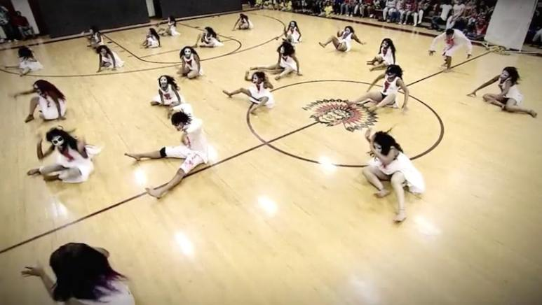 Black Ice during their performance last time around