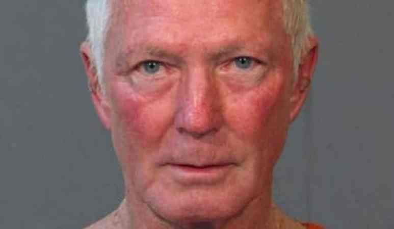 Felix Vail after being convicted of his first wife Mary's murder