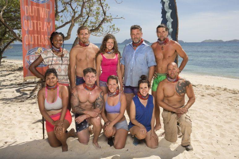 Mana tribe members on Survivor Season 34