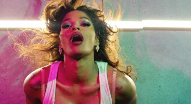 Joseline in her new music video for Baby Daddy. Credit: Instagram