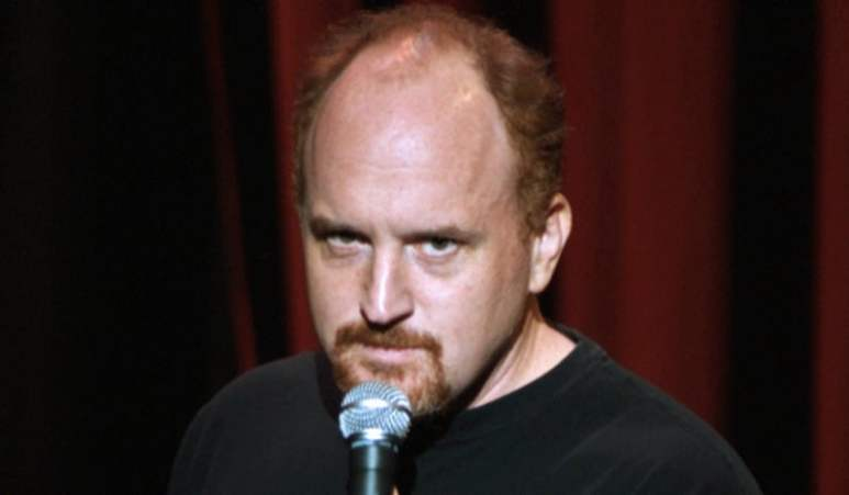 Louis CK, without doubt one of the funniest people on the planet