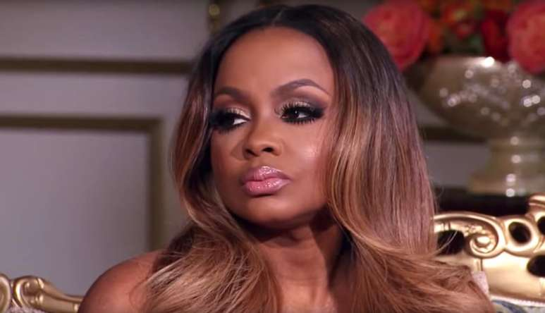 Phaedra on this season's Real Housewives of Atlanta reunion